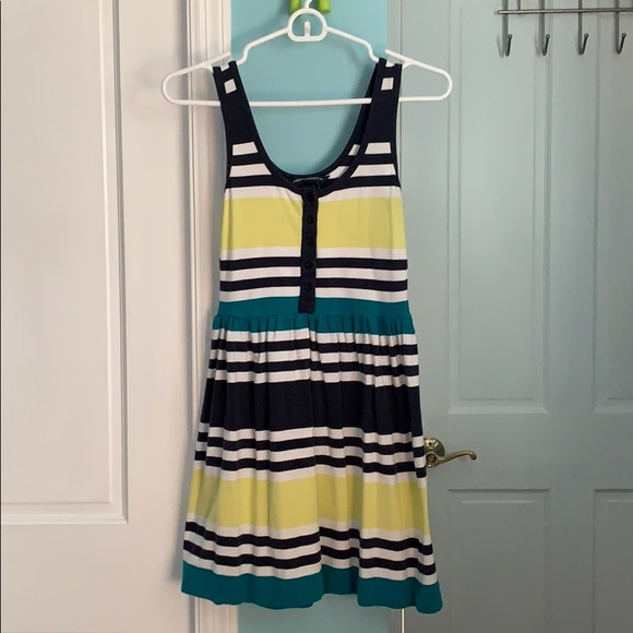 French Connection Dresses & Skirts - French Connection striped dress 0
